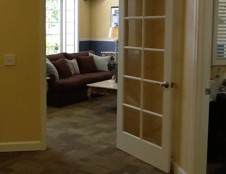 door entryway to leasing office common area_Logan Heights Sanford, FL