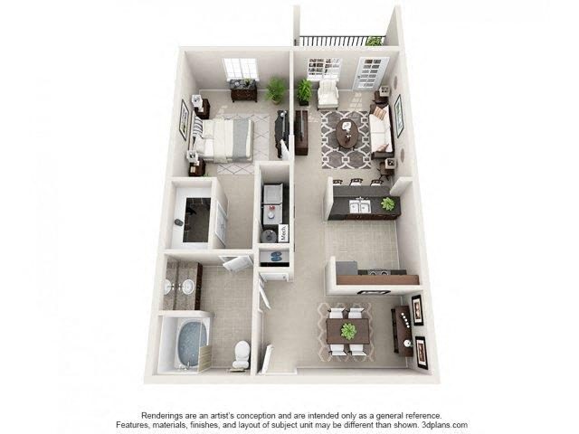 1 2 3 Bedroom Apartments In Greensboro Hayleigh Village