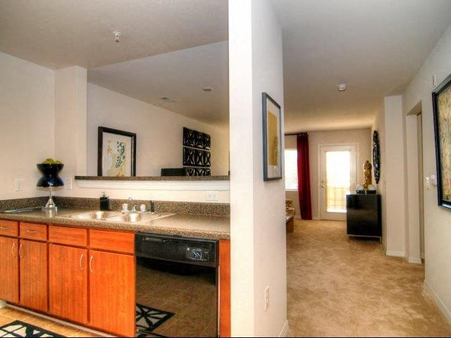 Kitchen Worktops at Hayleigh Village Apartments, Greensboro, NC
