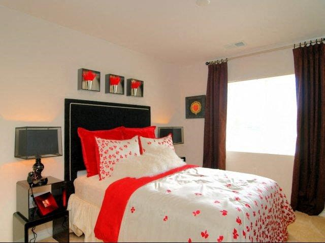 Cozy Bedrooms at Hayleigh Village Apartments, North Carolina