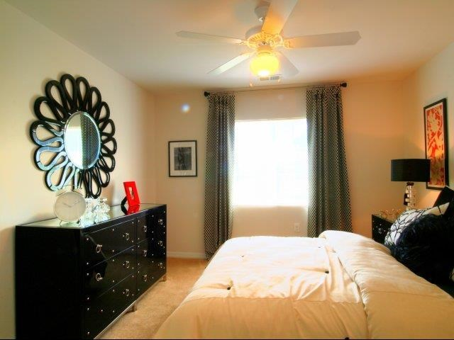 Spacious Bedrooms at Hayleigh Village Apartments, North Carolina, 27410