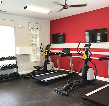 Cardio Equipment at Alaris Village Apartments, Winston-Salem, 27106
