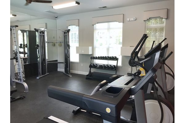 Fully Equipped Fitness Center at Alaris Village Apartments, North Carolina