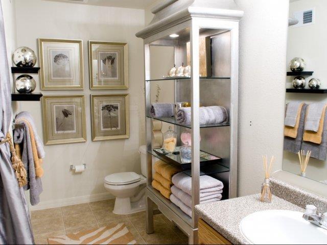 Spacious Bathrooms at Alaris Village Apartments, Winston-Salem, 27106