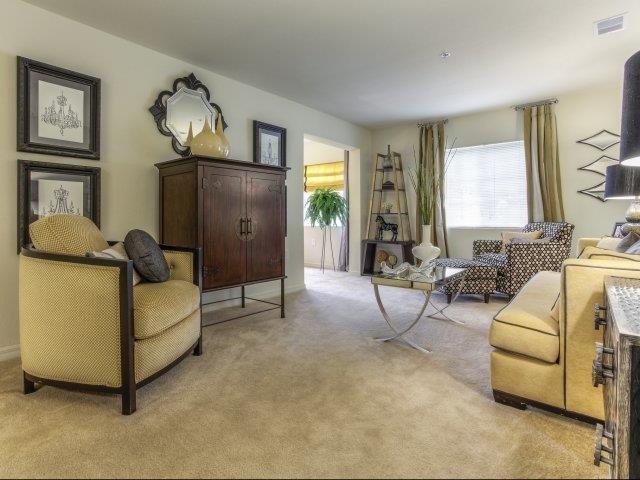 Lush Wall-to-Wall Carpeting at Alaris Village Apartments, Winston-Salem, North Carolina