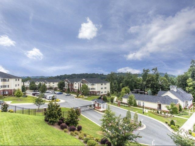 Beautiful View at Alaris Village Apartments, Winston-Salem, NC, 27106