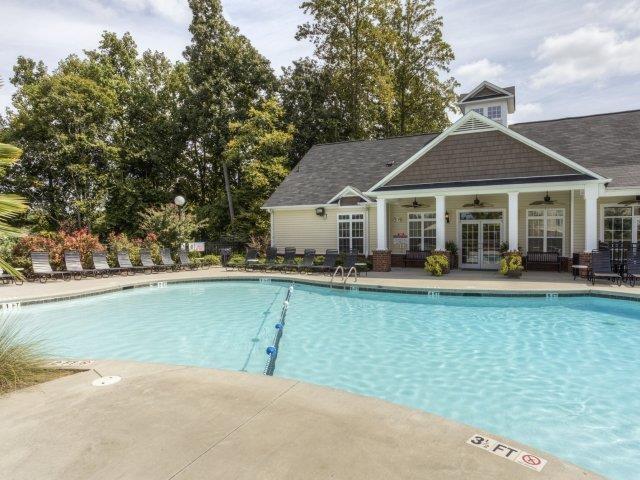 Pool House at Alaris Village Apartments, Winston-Salem