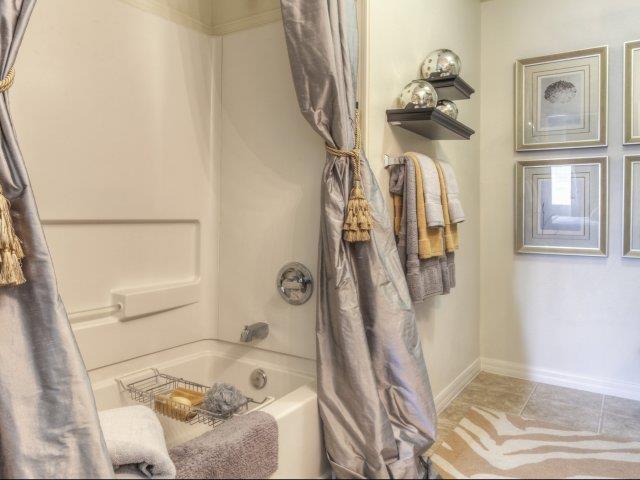Luxurious Bathroom at Alaris Village Apartments, Winston-Salem, NC, 27106