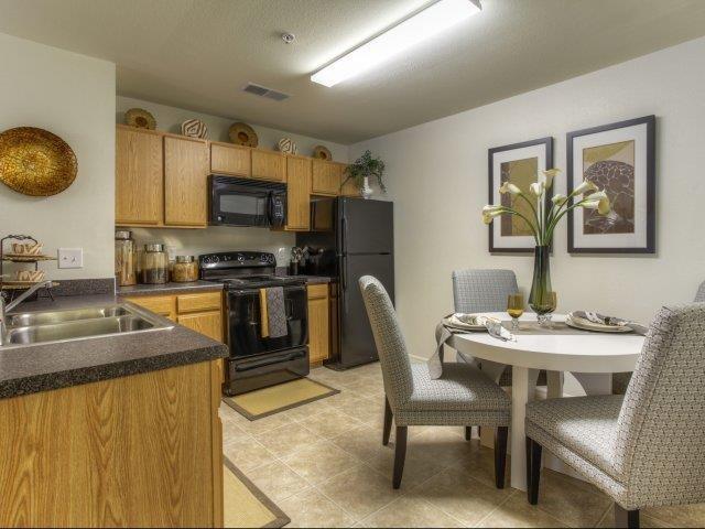 Dining Room at Alaris Village Apartments, Winston-Salem