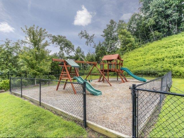 Children's Play Areaat Alaris Village Apartments, Winston-Salem, NC, 27106
