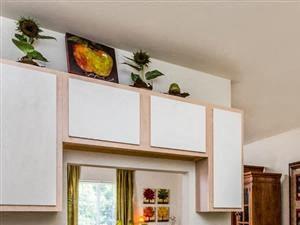 Kitchen Cabinets at Featherstone Village Apartments, Durham, NC