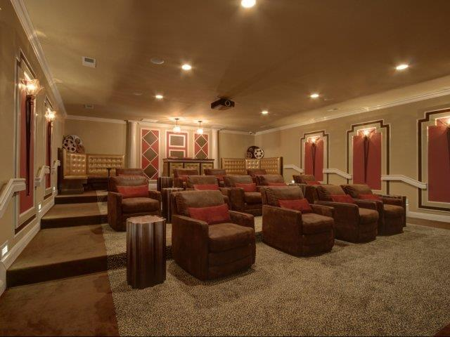 Movie Theater at Kilnsea Village Apartments, Summerville