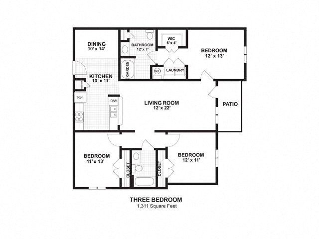 Easington Floor Plan 4