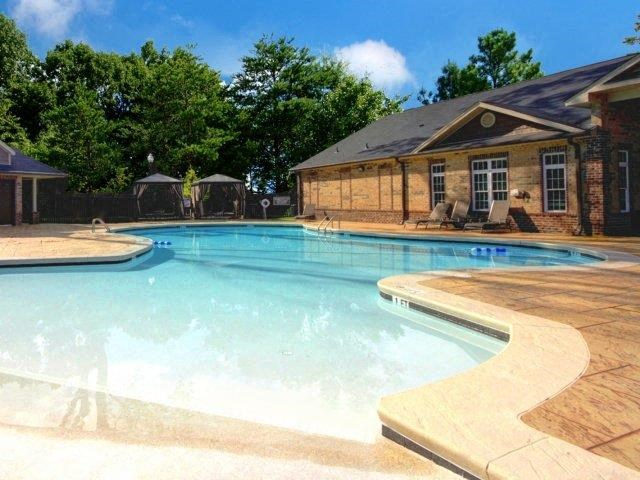 Resort-Inspired Pool at Kilnsea Village Apartments, Summerville, SC, 29485