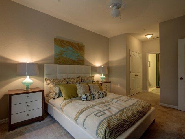 Bedroom Interior at Kilnsea Village Apartments, South Carolina, 29485