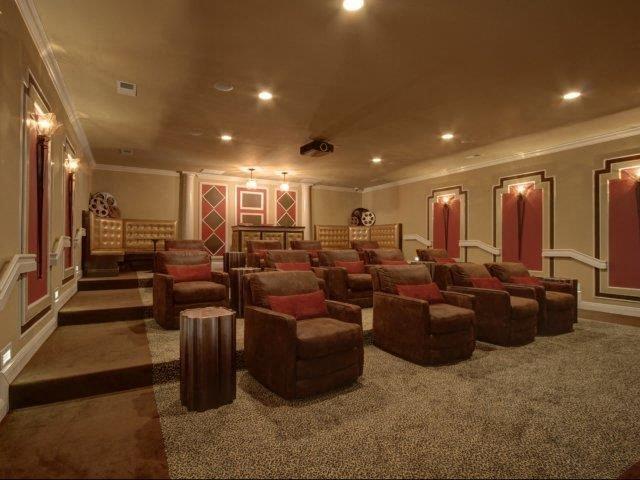 Movie Theater at Kilnsea Village Apartments, Summerville