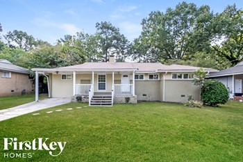 3409 Hyland Dr 3 Beds House for Rent Photo Gallery 1