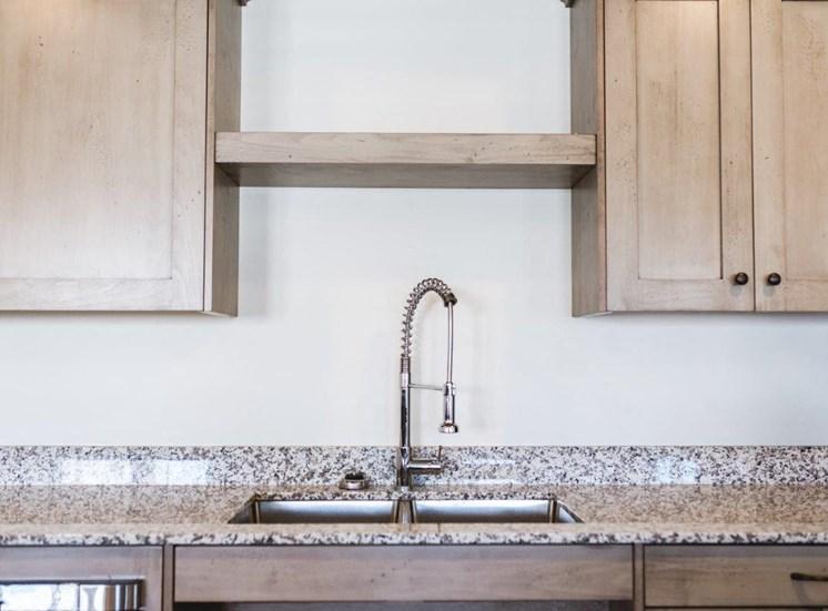 Clubhouse kitchen sink