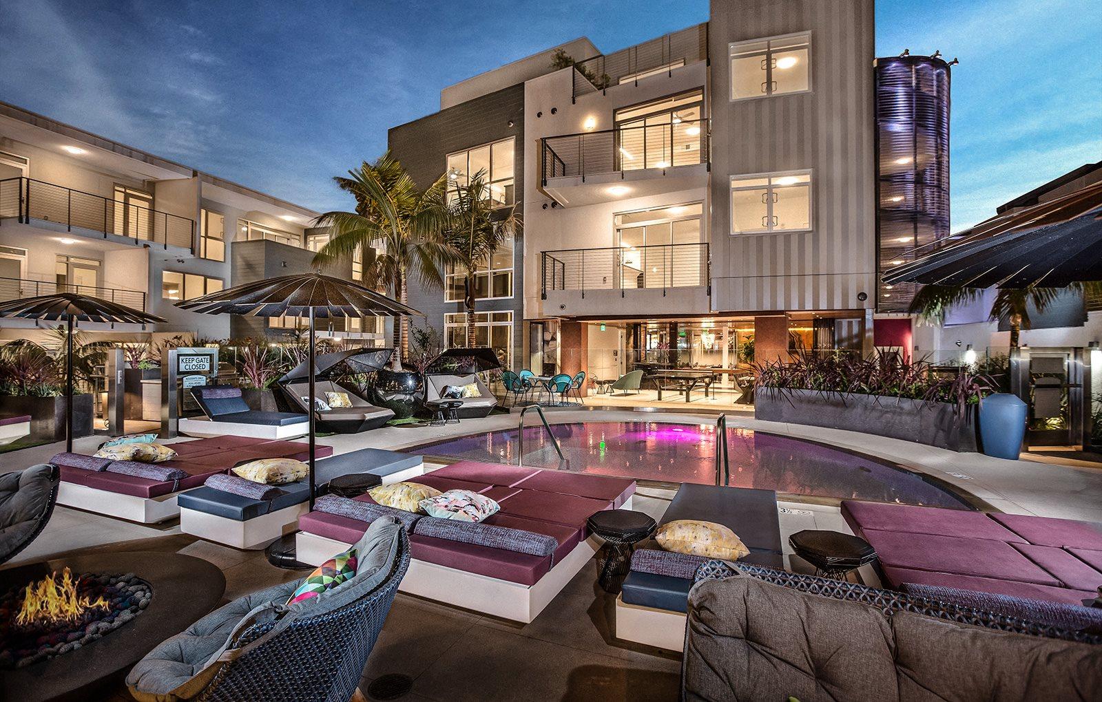 Vinz on Fairfax | Luxury Apartment Amenities