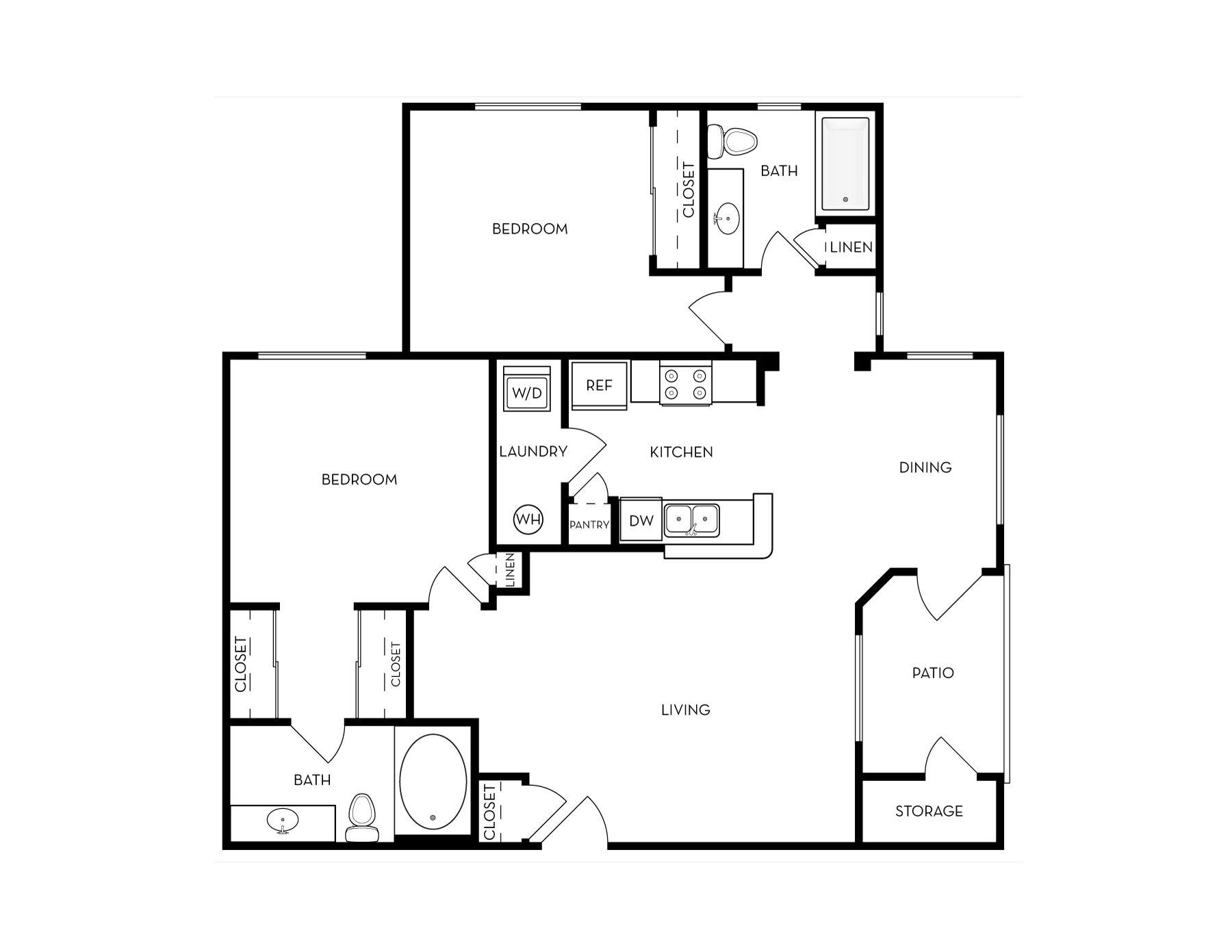 Artesian Floor Plan 2