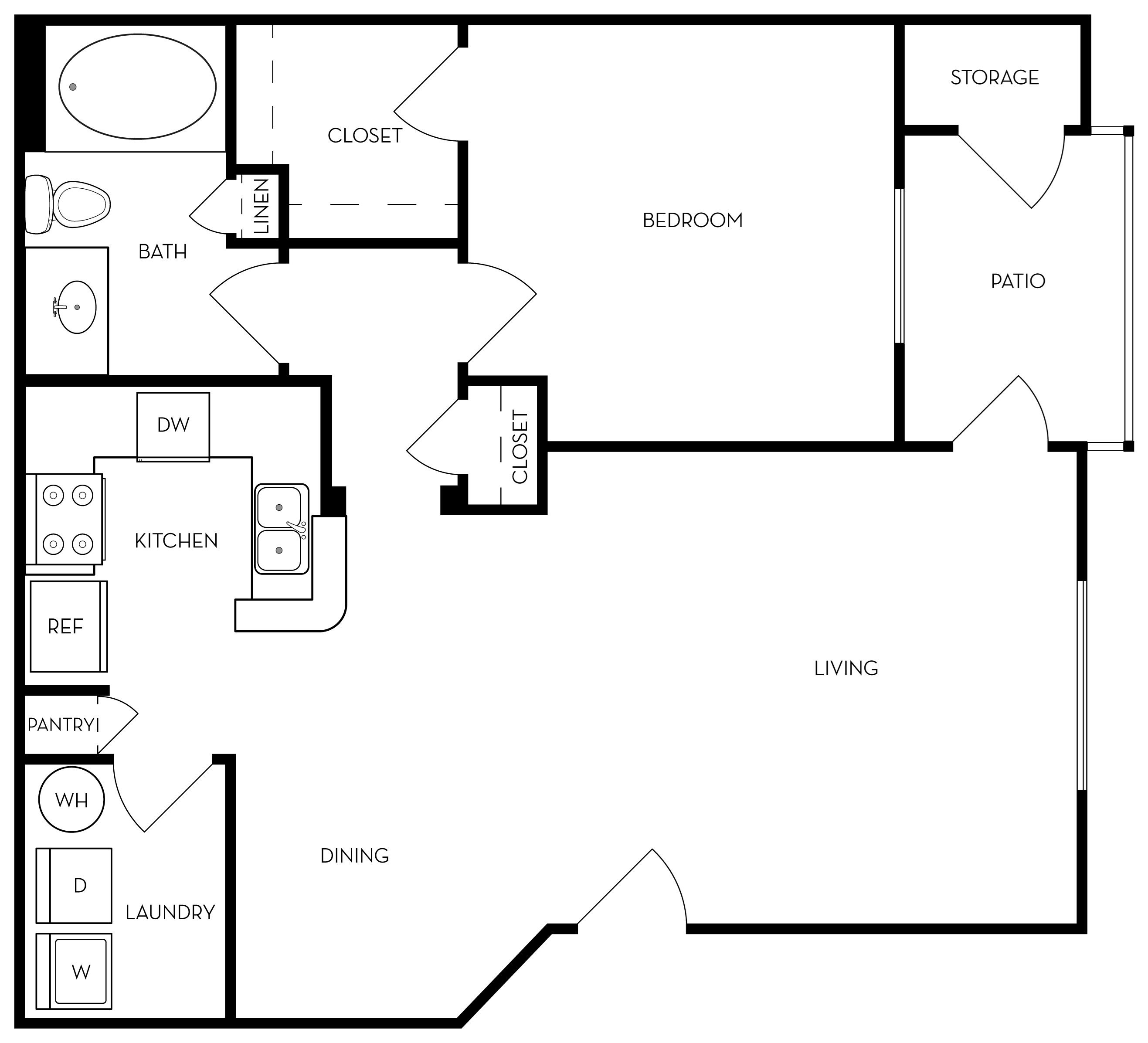 Springs Floor Plan 1