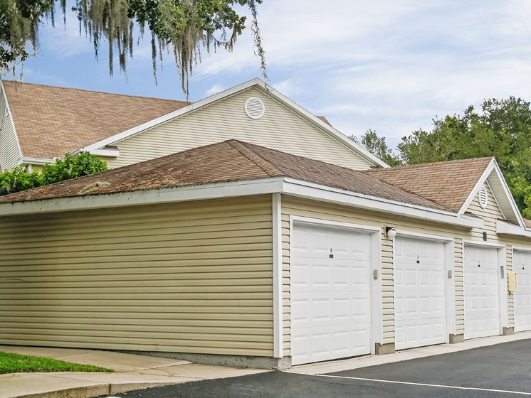 Garages Available for Lease