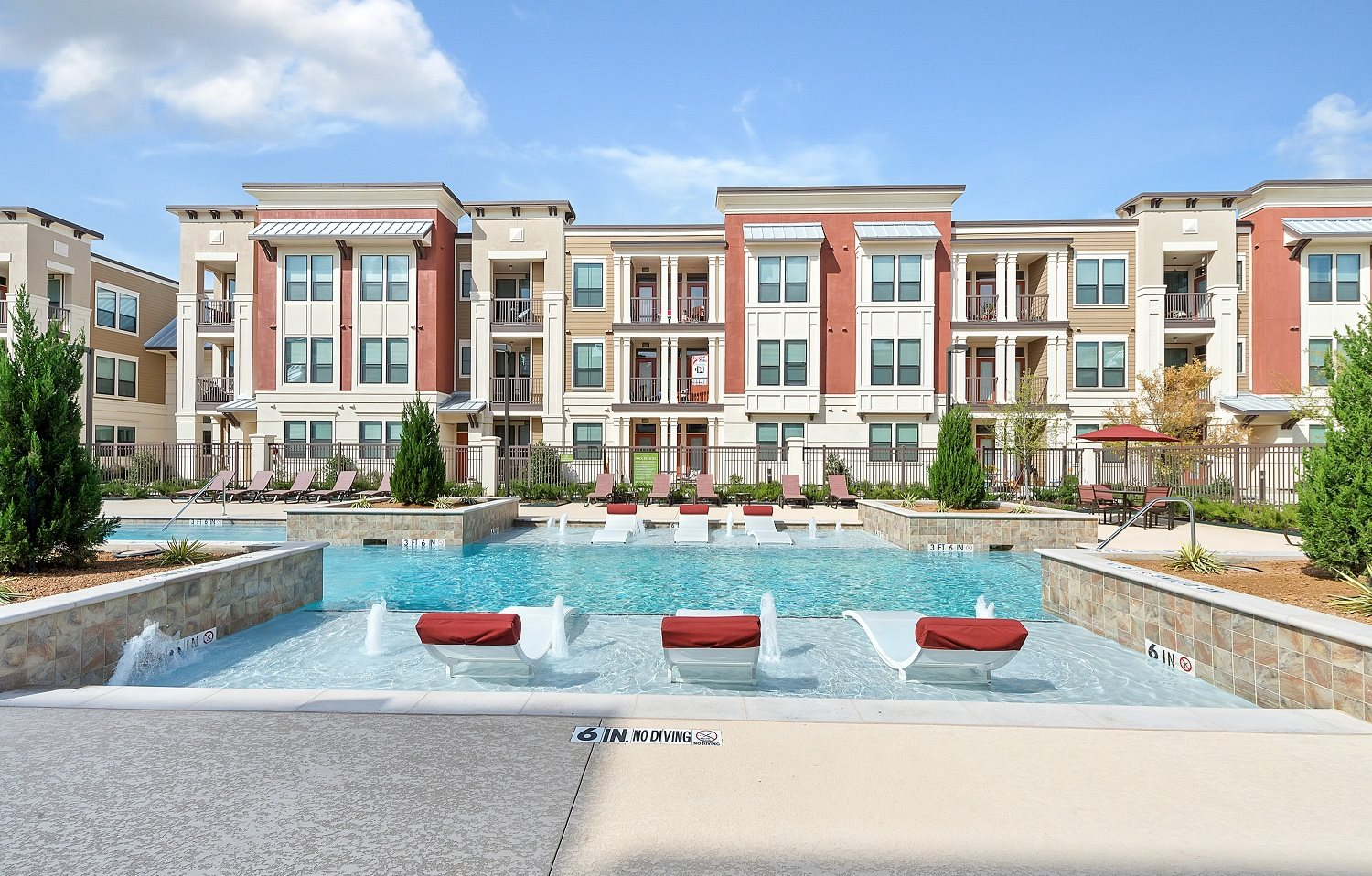 Dolce Living Home Town Apartments for rent in North Richland Hills, TX 76180 Pool
