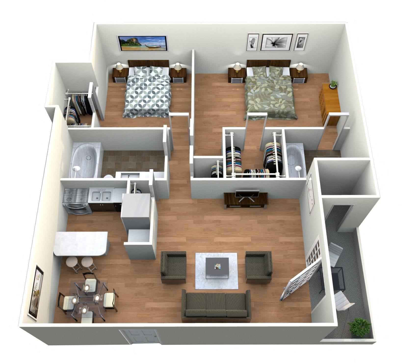 Dominion Floor Plan 3