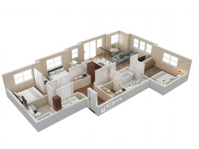 Crescent Floor Plan 17