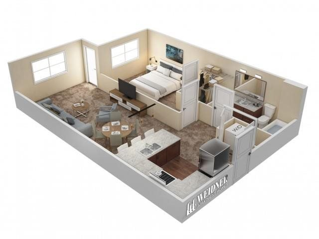 Whitman Floor Plan 2