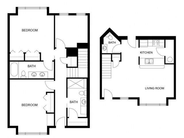 Wilmington Floor Plan 16