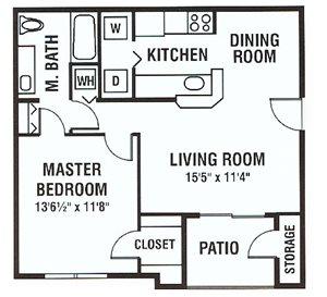 gardenia floorplan