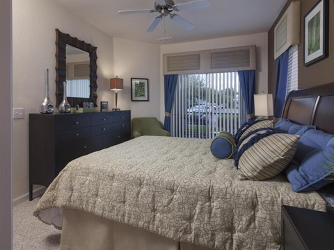 Heritage on Millenia Apartments in Orlando, FL Bedroom