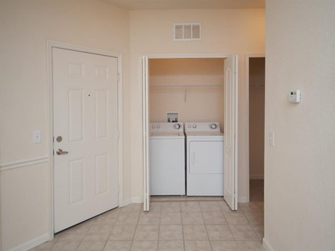 Heritage on Millenia Apartments in Orlando, FL Full Sized Washer and Dryer