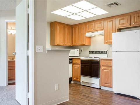 Meadow Glen Fully Equipped Kitchen