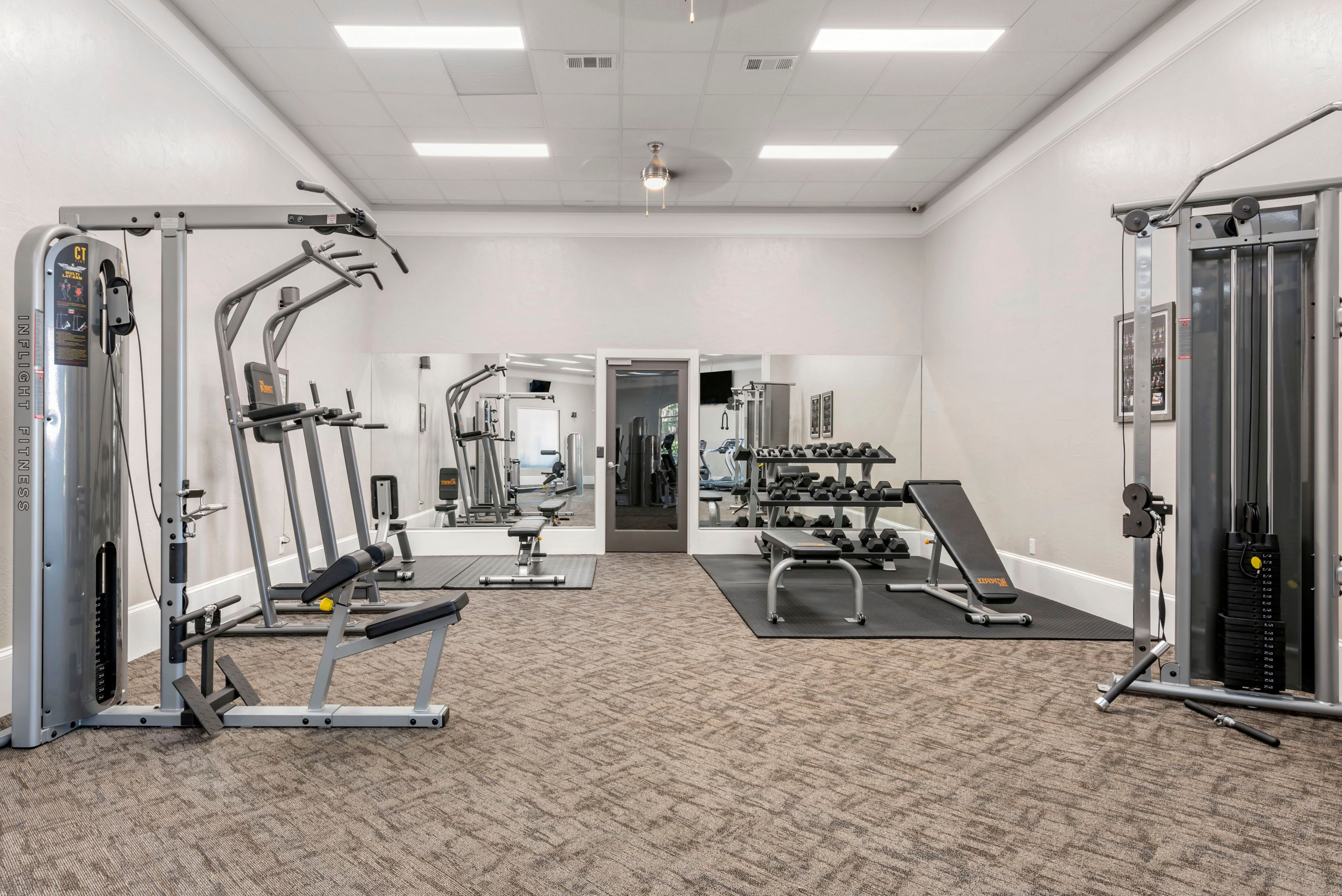 The Summit at Metrowest   Fitness Center