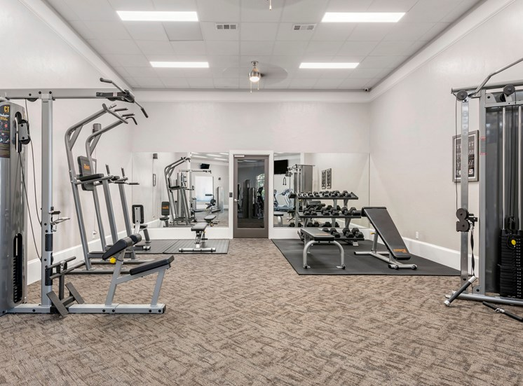 The Summit at Metrowest | Fitness Center