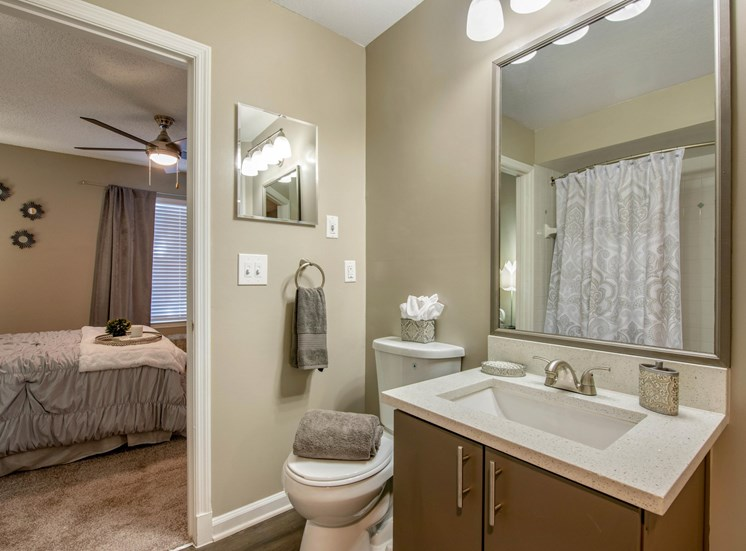 The Summit at Metrowest | Chic Bathrooms with Elegant Styling and Function