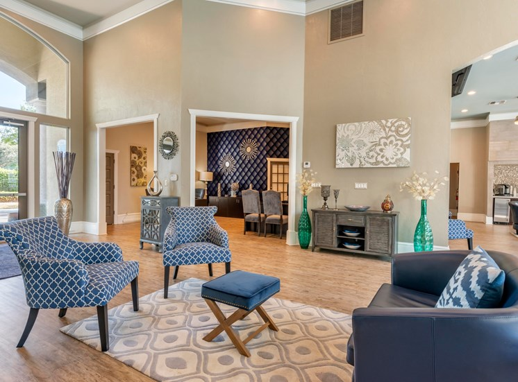 The Summit at Metrowest | Community Clubhouse and Leasing Office