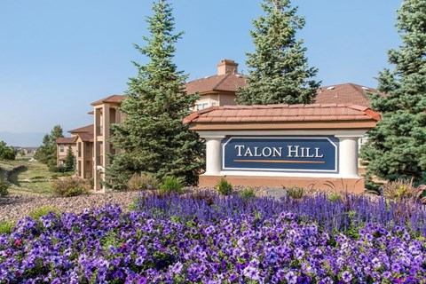 Talon Hill |Entrance