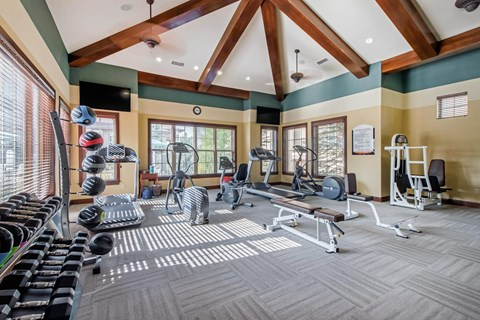 Talon Hill|Fitness Center