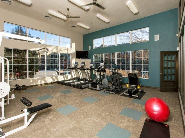 Legacy Heights 24-Hour Fitness Center