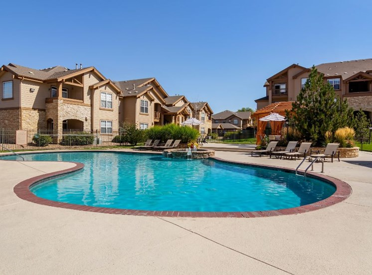 The Village at Legacy Ridge Apartments | Swimming Pool