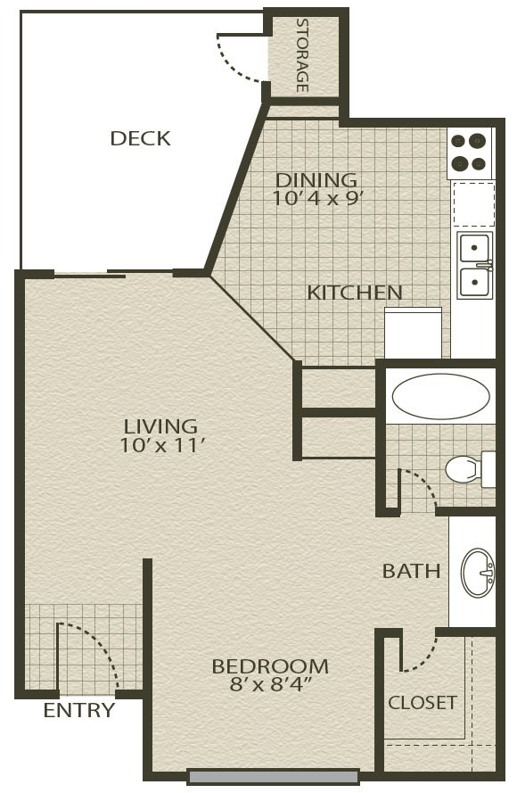 Floor Plans 7 | Grove At Northwest Hills Apartments Austin, Tx