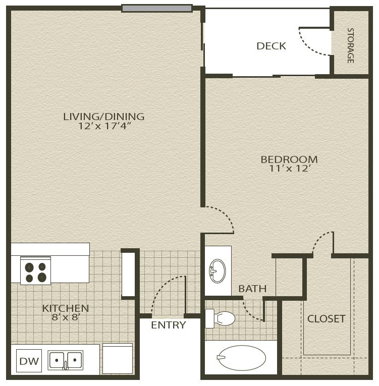 A1A Floor Plan 8