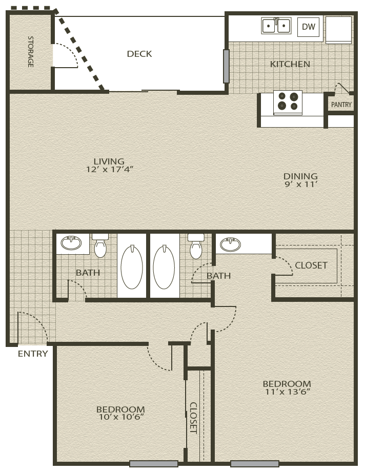 B3B Floor Plan 11