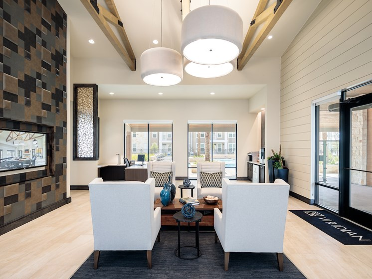 Relaxing Resident Lounge at Viridian, San Antonio, 78244