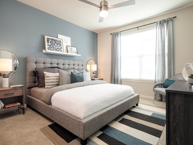 Elegant Bedroom at Viridian, San Antonio,Texas