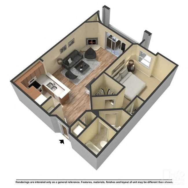 1, 2, And 3 Bedroom Apartments In Santa Clarita, CA