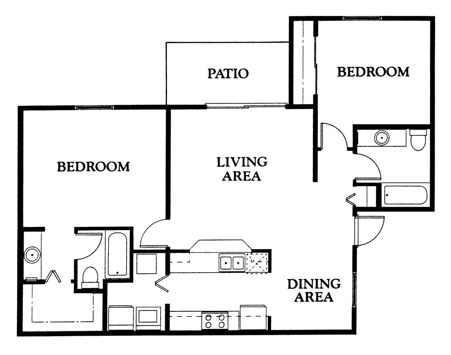 Azalea Floor Plan 7
